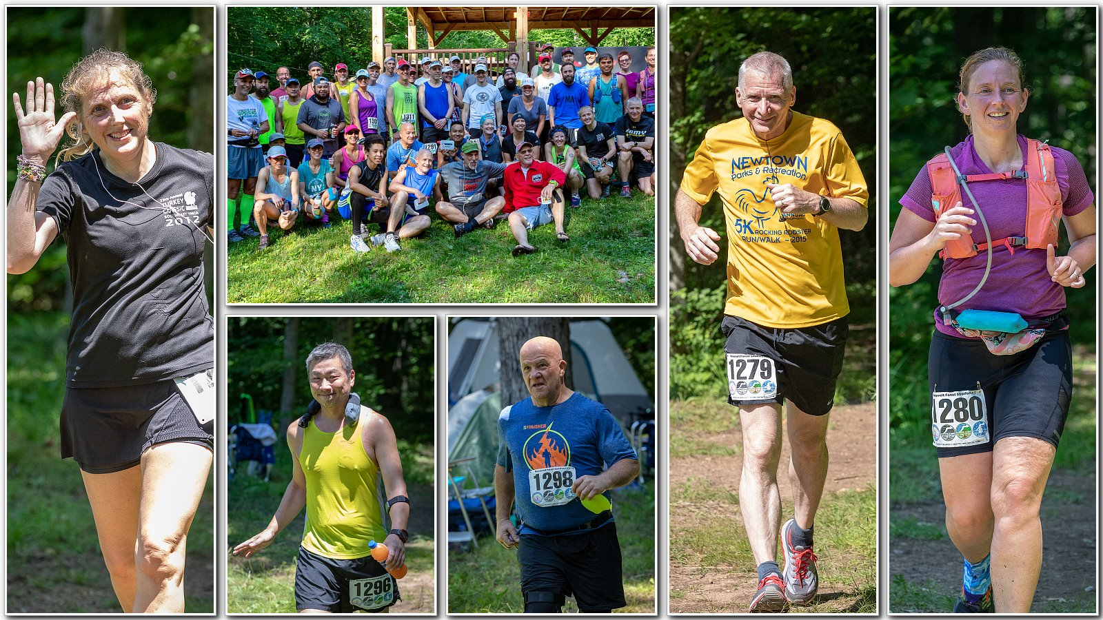 2018 Forbidden Forest Ultra Run