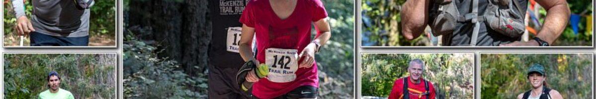 McKenzie River Trail Run on Sep 8, 2018
