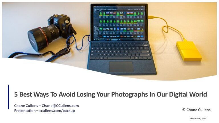 5 Best Ways To Avoid Losing Your Photographs In Our Digital World