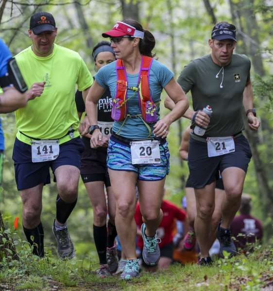 2016 Trail 2 Trail Kettletown State Park Challenge